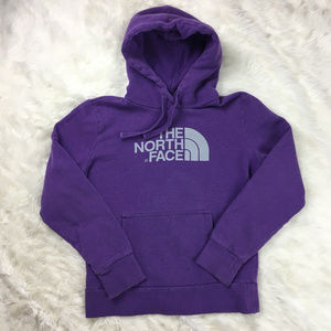 The North Face Women's Size Small Purple Pullover